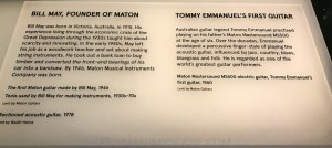 Maton Guitar Exhibition, Powerhouse Museum, Ultimo NSW 3rd August 2020 by Mandy Hall (7 of 26)