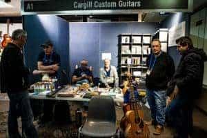 2018 Melbourne Guitar Show