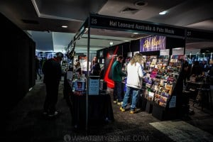 The Melbourne Guitar Show, Caulfield Racecourse 3rd August 2019 by Mandy Hall (1 of 15)
