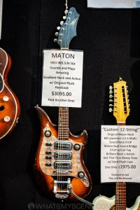 The Melbourne Guitar Show, Caulfield Racecourse 3rd August 2019 by Mandy Hall (53 of 76)