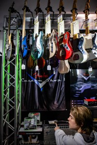 The Melbourne Guitar Show, Caulfield Racecourse 3rd August 2019 by Mandy Hall (55 of 76)