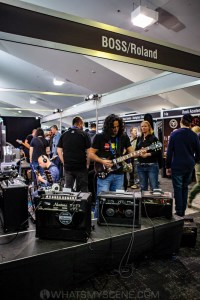 The Melbourne Guitar Show, Caulfield Racecourse 3rd August 2019 by Mandy Hall (58 of 76)