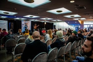 The Melbourne Guitar Show, Caulfield Racecourse 3rd August 2019 by Mandy Hall (61 of 76)