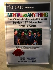 Mental As Anything, Railway Hotel, Murchison East, 17th November 2019 by Mandy Hall (41 of 3)