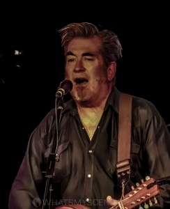 Mick Thomas & The Roving Commission, Corner Hotel 19th Dec 2020 by Mary Boukouvalas-9