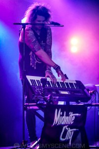 Midnite City, Melodic Rock Fest, The Croxton, Melbourne 7th March 2020 by Paul Miles (14 of 26)