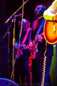 Nick Lowe & Los Straightjackets, The Forum, 18th Feb 2020 by Mandy Hall (11 of 46)