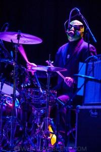 Nick Lowe & Los Straightjackets, The Forum, 18th Feb 2020 by Mandy Hall (9 of 46)