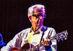 Nick Lowe & Los Straightjackets, The Forum, 18th Feb 2020 by Mary Boukouvalas (2 of 44)