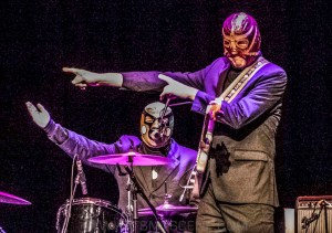 Nick Lowe & Los Straightjackets, The Forum, 18th Feb 2020 by Mary Boukouvalas (37 of 44)