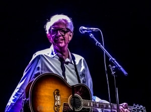 Nick Lowe & Los Straightjackets, The Forum, 18th Feb 2020 by Mary Boukouvalas (3 of 44)