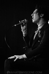 Palaye Royale, Corner Hotel, Melbourne 14th September 2019 by Paul Miles (10 of 37)
