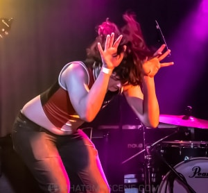 Persecution Blues, The Gasometer, 14th May 2021 by Mary Boukouvalas (11 of 31)