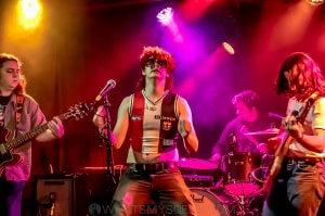 Persecution Blues, The Gasometer, 14th May 2021 by Mary Boukouvalas (2 of 31)