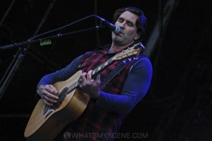 Pete Murray, A Day on the Green at Rochford Wines, Melbourne 9th November 2019 by Paul Miles (8 of 26)