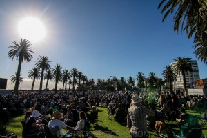 Pete Murray at By the C, Catani Gardens, Melbourne 14th March 2021 by Paul Miles (33 of 34)