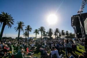 Pete Murray at By the C, Catani Gardens, Melbourne 14th March 2021 by Paul Miles (34 of 34)