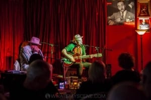 Phil Wiggins & Dom Turner, Camelot Lounge 21st September 2019 by Mandy Hall (31 of 36)