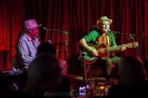 Phil Wiggins & Dom Turner, Camelot Lounge 21st September 2019 by Mandy Hall (34 of 36)