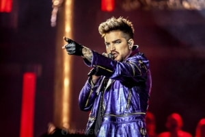 Queen & Adam Lambert, AAMI Park, 19th February 2020 by Mandy Hall (11 of 50)
