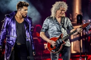 Queen & Adam Lambert, AAMI Park, 19th February 2020 by Mandy Hall (12 of 50)