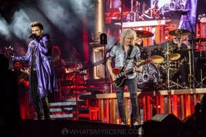 Queen & Adam Lambert, AAMI Park, 19th February 2020 by Mandy Hall (13 of 50)