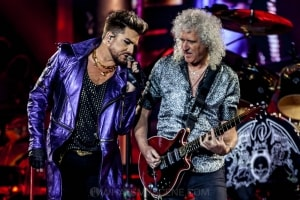 Queen & Adam Lambert, AAMI Park, 19th February 2020 by Mandy Hall (17 of 50)