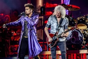 Queen & Adam Lambert, AAMI Park, 19th February 2020 by Mandy Hall (18 of 50)