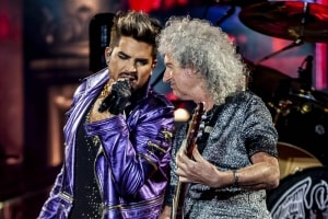 Queen & Adam Lambert, AAMI Park, 19th February 2020 by Mandy Hall (23 of 50)