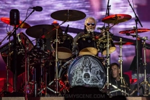 Queen & Adam Lambert, AAMI Park, 19th February 2020 by Mandy Hall (32 of 50)