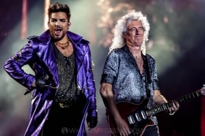 Queen & Adam Lambert, AAMI Park, 19th February 2020 by Mandy Hall (34 of 50)
