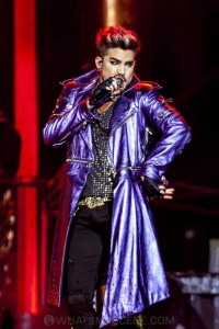 Queen & Adam Lambert, AAMI Park, 19th February 2020 by Mandy Hall (39 of 50)