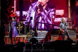 Queen & Adam Lambert, AAMI Park, 19th February 2020 by Mandy Hall (43 of 50)