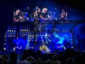Queen & Adam Lambert, AAMI Park, 19th February 2020 by Mandy Hall (45 of 50)