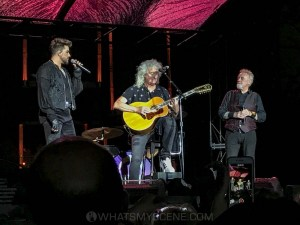 Queen & Adam Lambert, AAMI Park, 19th February 2020 by Mandy Hall (46 of 50)