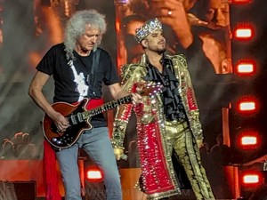 Queen & Adam Lambert, AAMI Park, 19th February 2020 by Mandy Hall (50 of 50)