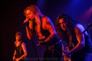 Reckless Love, Melodic Rock Fest, The Croxton, Melbourne 7th March 2020 by Paul Miles (50 of 75)
