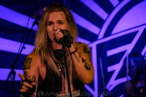 Reckless Love, Melodic Rock Fest, The Croxton, Melbourne 7th March 2020 by Paul Miles (57 of 75)