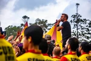 Rise Against at Download Festival, Paramatta Park. 9th March 2019 by Mandy Hall (30 of 30)