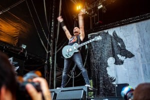 Rise Against at Download Festival, Paramatta Park. 9th March 2019 by Mandy Hall (6 of 30)