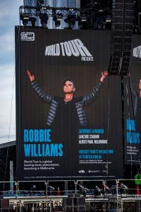 Robbie Williams World Tour Media Call, Lakeside Stadium, 2020 Grand Prix, 12th March 2020 by Mandy Hall (2 of 25)