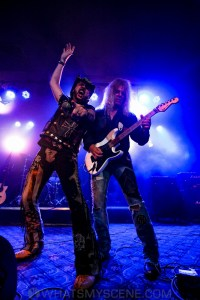 Ron Keel, Melodic Rock Fest, The Croxton, Melbourne 7th March 2020 by Paul Miles (12 of 22)