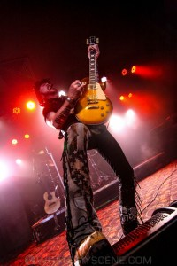 Ron Keel, Melodic Rock Fest, The Croxton, Melbourne 7th March 2020 by Paul Miles (15 of 22)