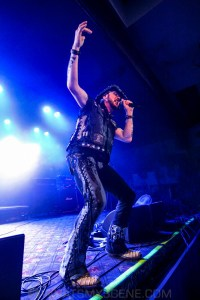 Ron Keel, Melodic Rock Fest, The Croxton, Melbourne 7th March 2020 by Paul Miles (2 of 22)
