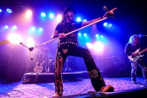 Ron Keel, Melodic Rock Fest, The Croxton, Melbourne 7th March 2020 by Paul Miles (7 of 22)