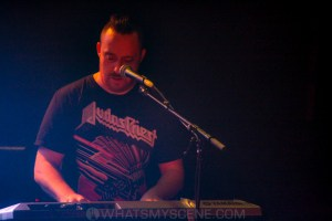 White Widdow, Melodic Rock Fest, The Croxton, Melbourne 7th March 2020 by Paul Miles (17 of 18)
