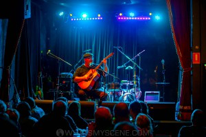 Roy Payne at The Vanguard Newtown, 9th May 2021 by Mandy Hall (7 of 14)