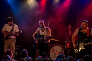 San Cisco, Oxford Arts Factory 1st December 2019 by Blake Holden (23 of 39)