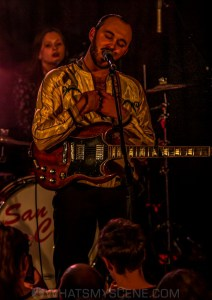 San Cisco, Oxford Arts Factory 1st December 2019 by Blake Holden (8 of 39)