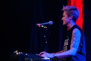Sarah McLeod, Sooki Lounge, Melbourne 26th March 2021 by Paul Miles (12 of 68)
